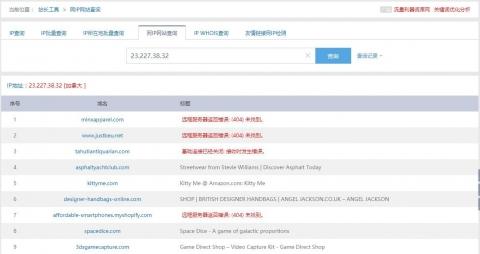 Shopify平台注册开店零基础入门教程(一)  查找竞争对手的Shopify网站并进行简单分析插图(4)